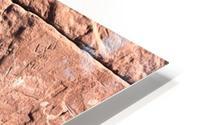 Rock wall  HD Metal print
