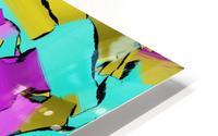 abstract flow art HD Metal print