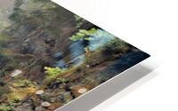Rogue River Canyon HD Metal print