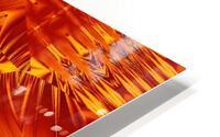 Fire Flowers 141 HD Metal print