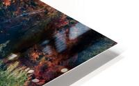 autumn abstract view HD Metal print