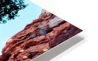 Bryce Canyon II HD Metal print