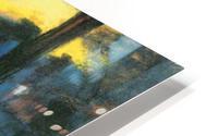 Landscape by Lesser Ury HD Metal print