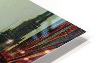 Boar Lane, Leeds HD Metal print
