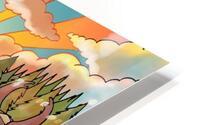 Summer Camp - Sailing - Bugville Critters HD Metal print
