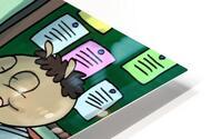 Cookie Break - Bugville Critters HD Metal print