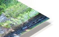 Christine Falls at Mount Rainier Pacific Northwest HD Metal print
