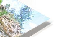 Canyon HD Metal print