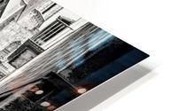 Silent Street HD Metal print