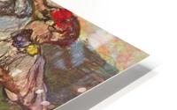 Russian Dancers by Degas HD Metal print