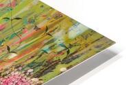 Flower Candy  HD Metal print