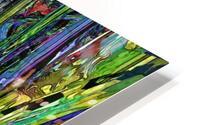 Dolidra HD Metal print