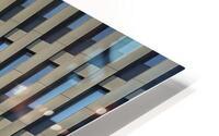 buildings windows  HD Metal print