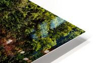 Kauai Waterfalls HD Metal print