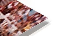 1982 Oklahoma vs. OSU Marcus Dupree Touchdown HD Metal print