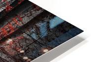 Bloody River HD Metal print
