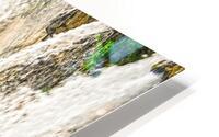 Rocky Mountain Rapids and Waterfalls 3 of 8 HD Metal print