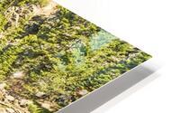 Rocky Mountain Rapids and Waterfalls 6 of 8 HD Metal print