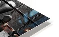 Cell Mates HD Metal print