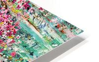 Cherry Blossoms HD Metal print