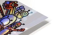 My Toys - Buster Bee HD Metal print