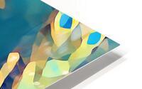 Inside of Glass HD Metal print