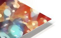 coffee bubbles art HD Metal print