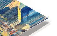 seattle skyline HD Metal print