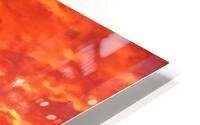 red sky HD Metal print