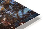 River rolling over stones HD Metal print
