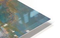Make your own luck HD Metal print
