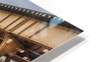 Take the Next Train HD Metal print