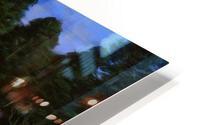The Tranquil Span HD Metal print