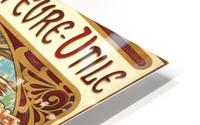Biscuits Lefevre-Utile HD Metal print