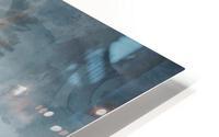 Cerf  HD Metal print