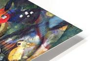 zoological gardens by Macke HD Metal print