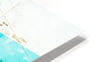 ABSTRACT ART BRITTO QB300 HD Metal print