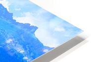 Snapshot in Time Walensee - Lake Walen Switzerland 1 of 3 HD Metal print
