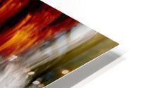 walk down Limited Edition of 5 HD Metal print