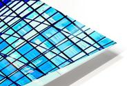Glass and Concrete Towers_130515_14_183 HXSCYV HD Metal print