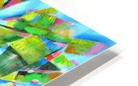 Cubistic Spring at Voorburg - 05-05-16 HD Metal print