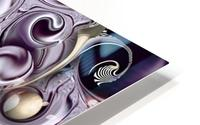 Hedonic Energy HD Metal print