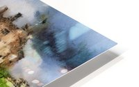 RIPLEY CASTLE 2 HD Metal print
