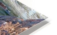 Rocky River Edge HD Metal print