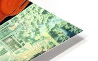 crescendo HD Metal print