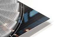 stepscircle HD Metal print