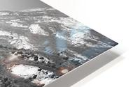 La mongolfiera HD Metal print