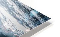 Wave HD Metal print