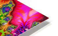 Vivid Abstract Image HD Metal print