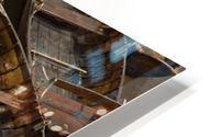 Wooden Boats HD Metal print